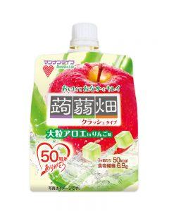 19.01クラッシュ大粒アロエりんご味